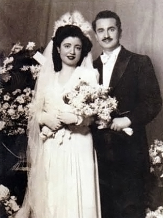 Marriage of Janet and Vitali